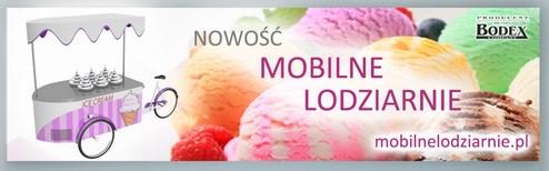 Mobilne lodziarnie